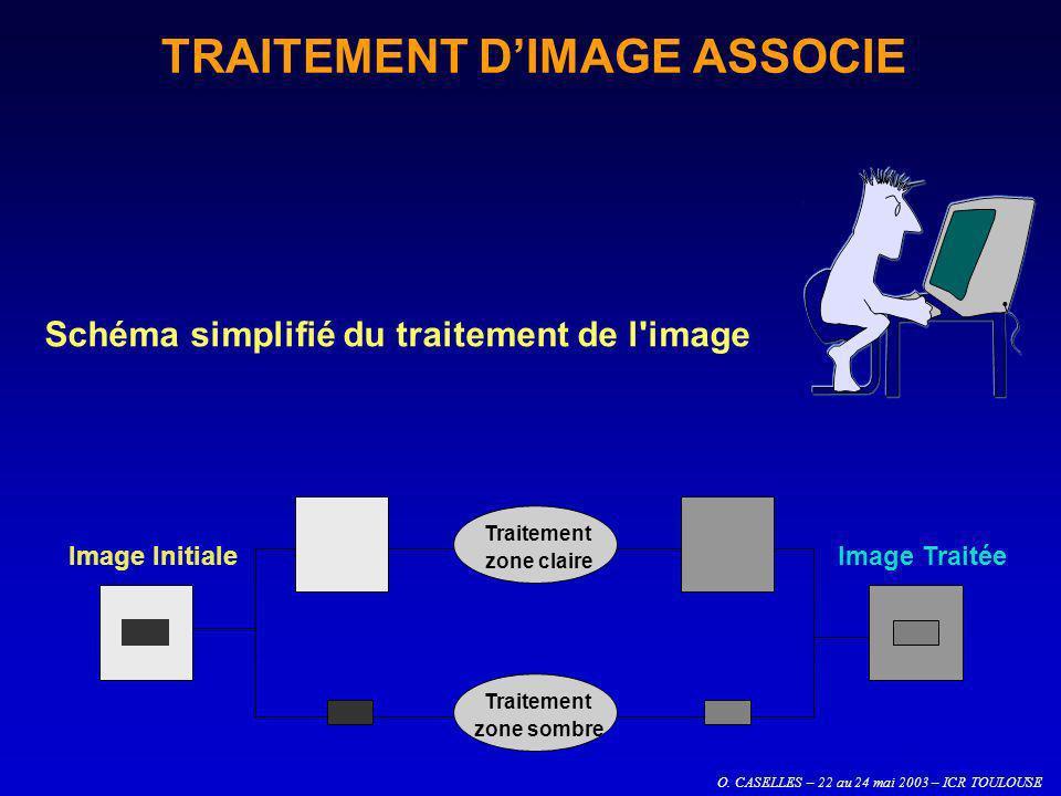 TRAITEMENT D'IMAGE ASSOCIE