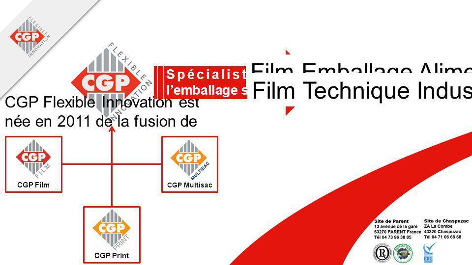 Film Emballage Alimentaire Film Technique Industriel