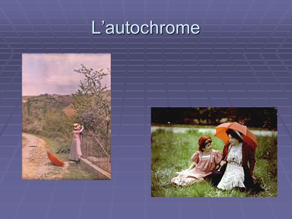 L'autochrome