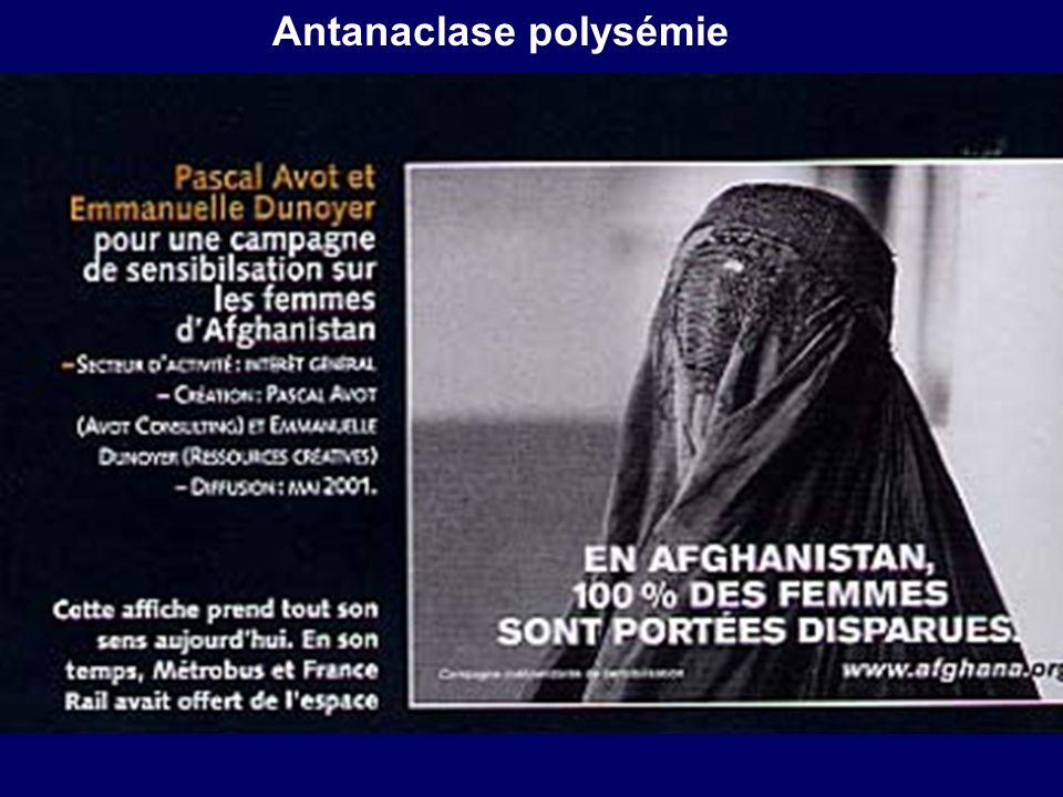 Antanaclase polysémie