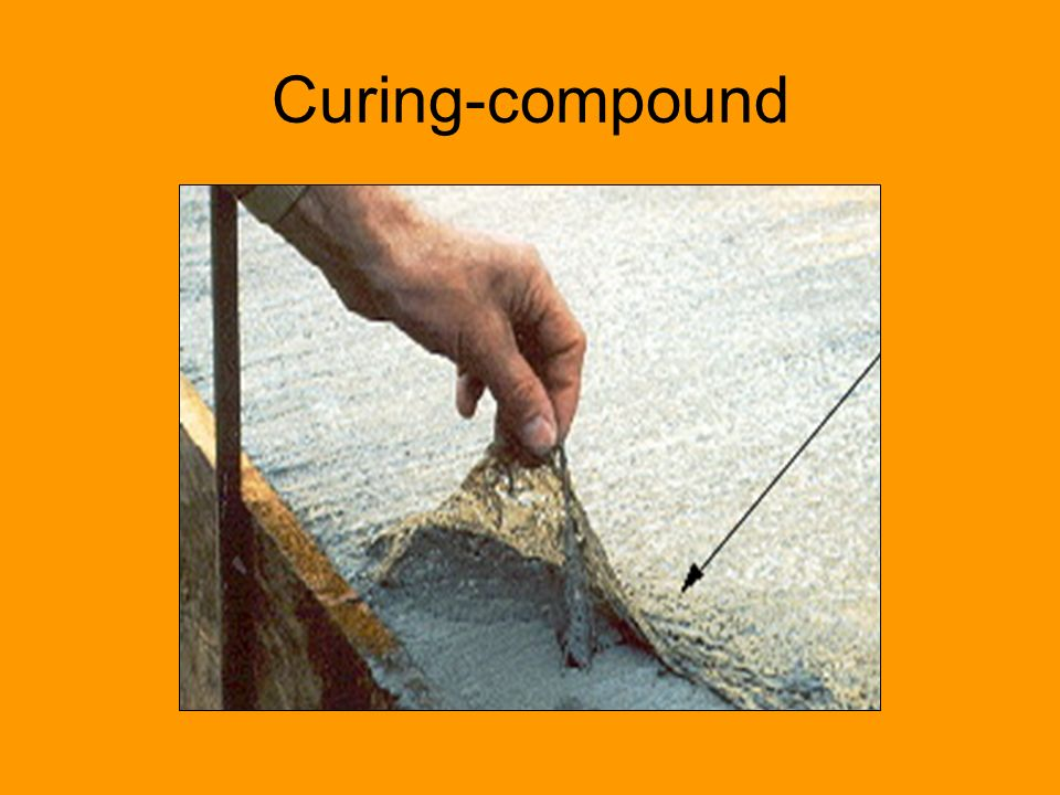 Curing-compound