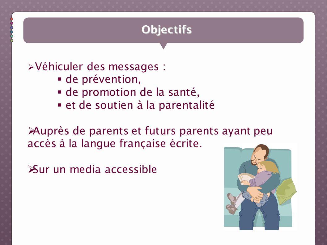 de promotion de la santé, et de soutien à la parentalité