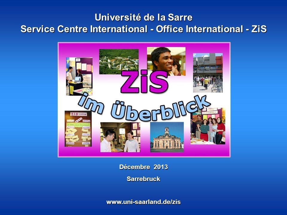 Service Centre International - Office International - ZiS