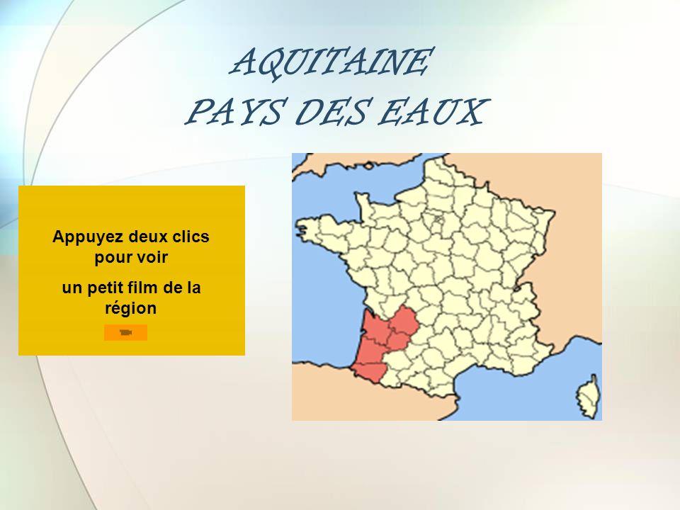 AQUITAINE PAYS DES EAUX