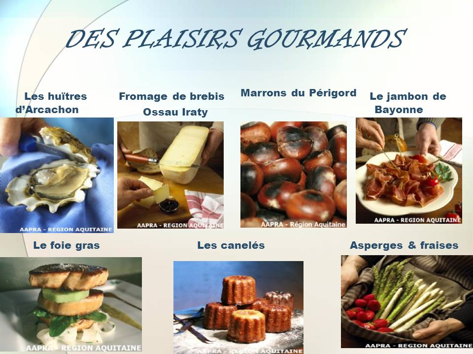 DES PLAISIRS GOURMANDS