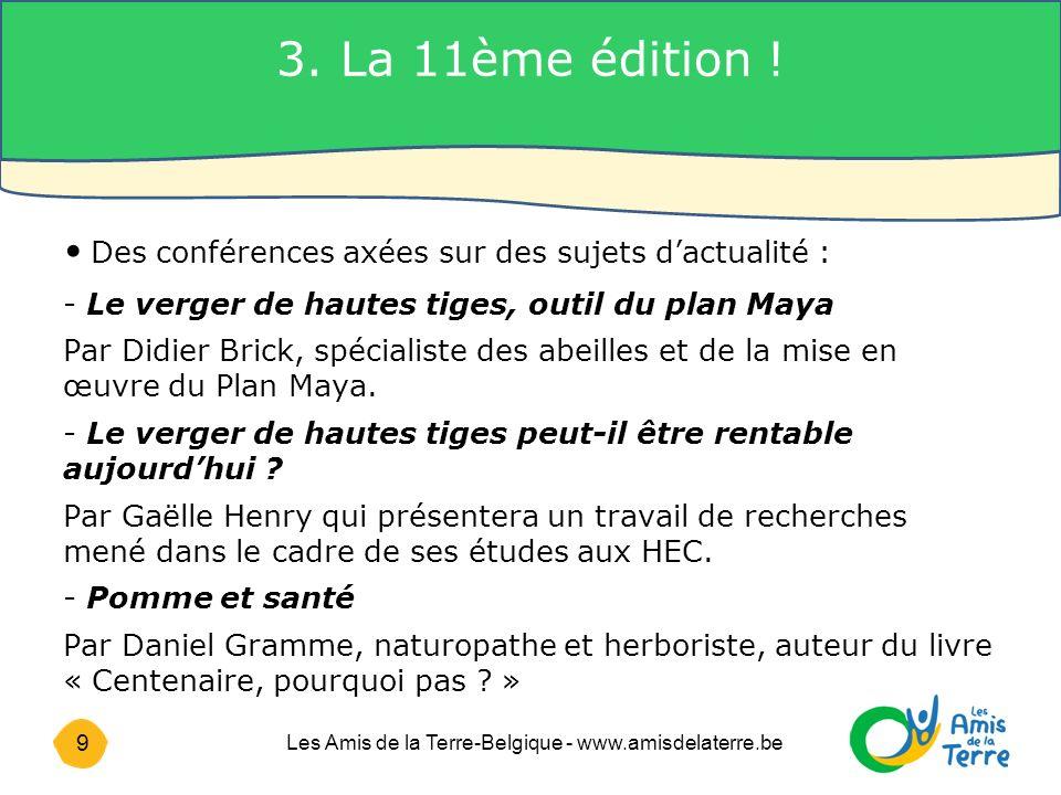 Les Amis de la Terre-Belgique - www.amisdelaterre.be