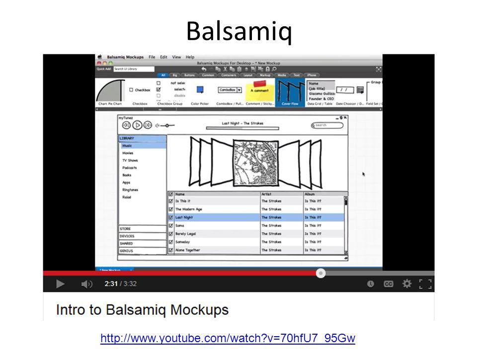 Balsamiq http://www.youtube.com/watch v=70hfU7_95Gw