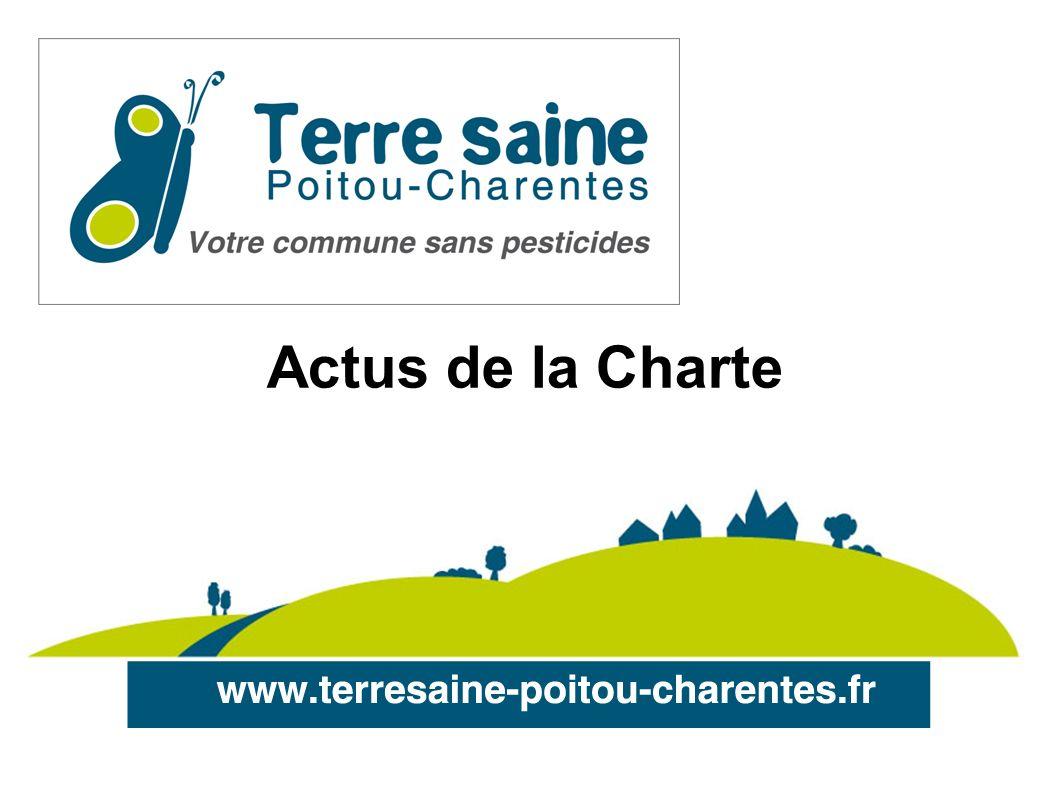 Actus de la Charte