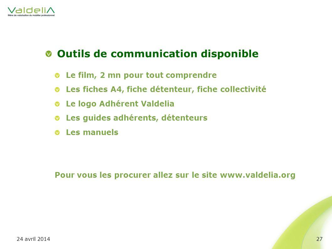 Outils de communication disponible