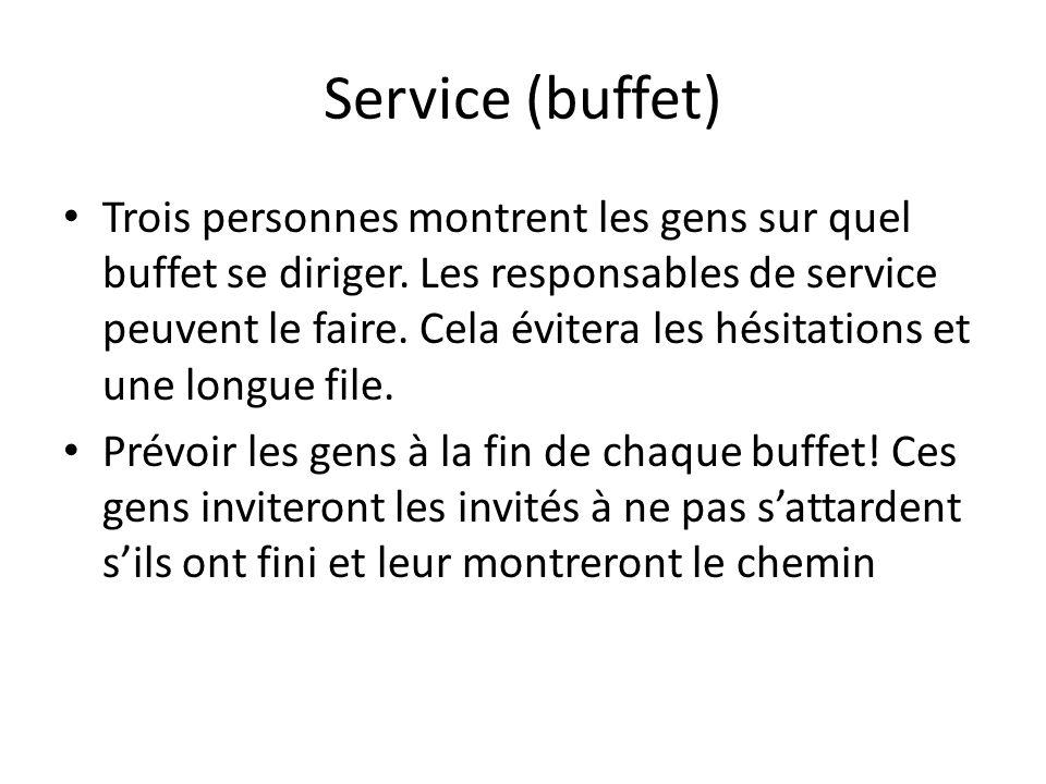 Service (buffet)