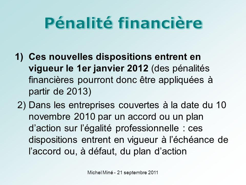 Michel Miné - 21 septembre 2011