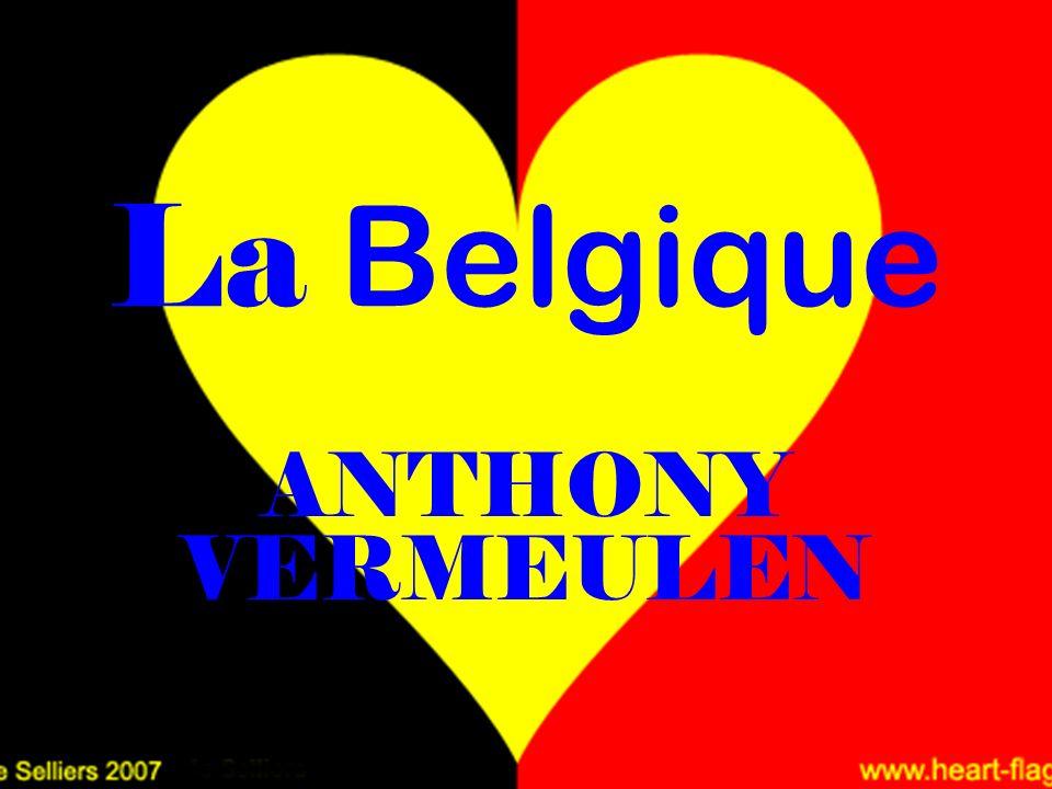 La Belgique ANTHONY VERMEULEN