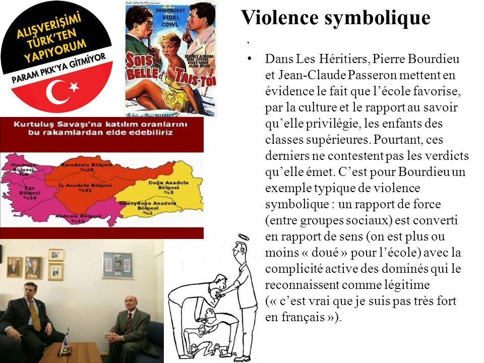 Violence symbolique