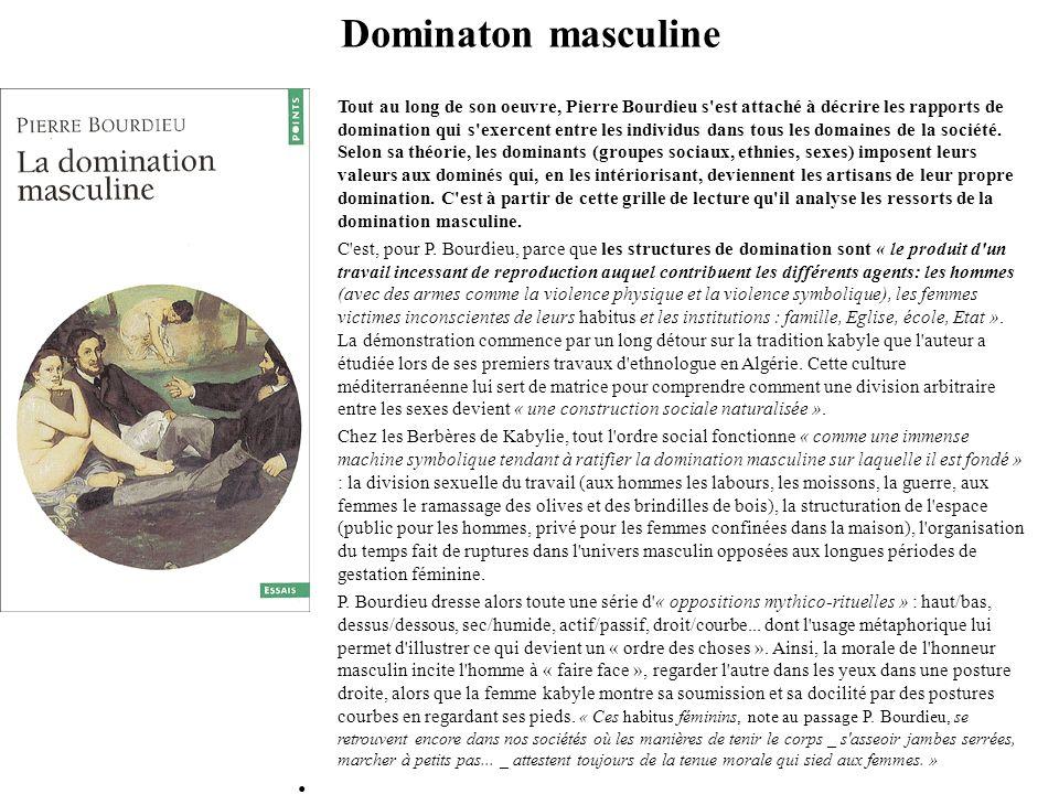 Bourdieu habitus comme principe d action des acteurs ppt - Comment faire plaisir a sa femme au lit ...