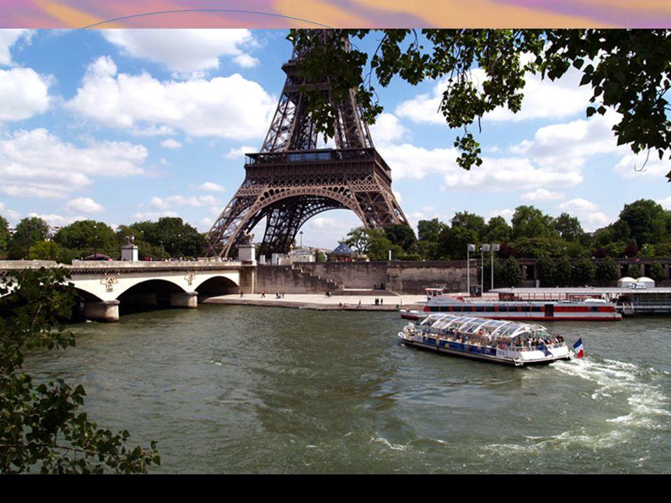 Quel est le fleuve qui traverse Paris