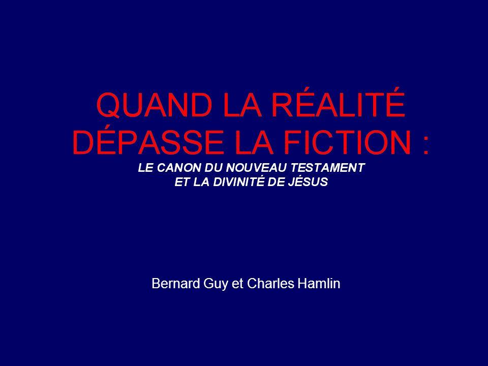Bernard Guy et Charles Hamlin