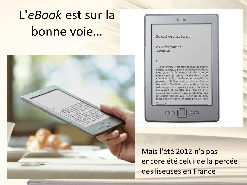 L eBook est sur la bonne voie…