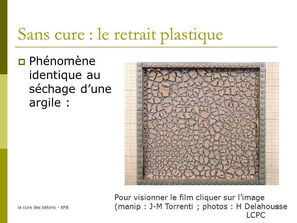 Sans cure : le retrait plastique