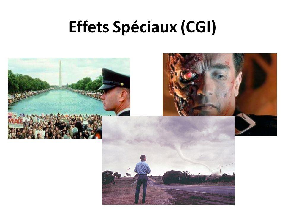 Effets Spéciaux (CGI)