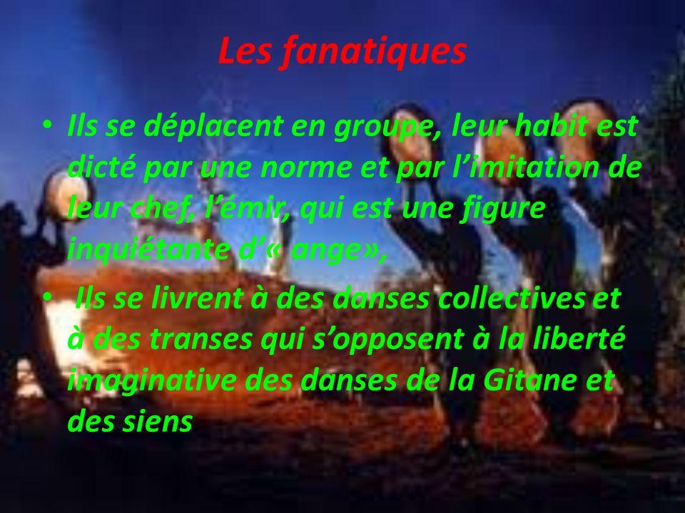 Les fanatiques