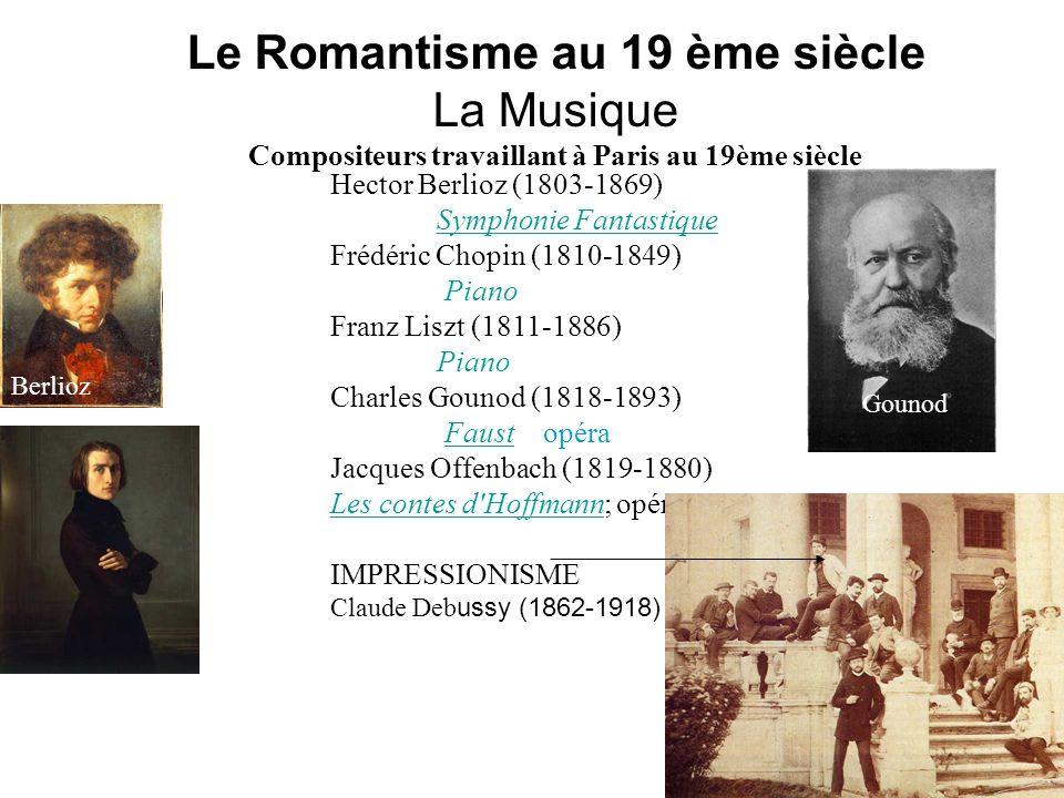 Portrait de Claude Debussy Portrait de Claude Debussy