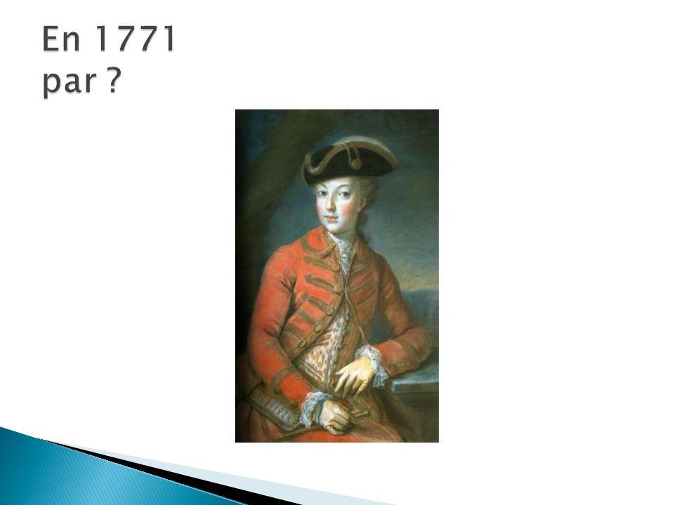 En 1771 par