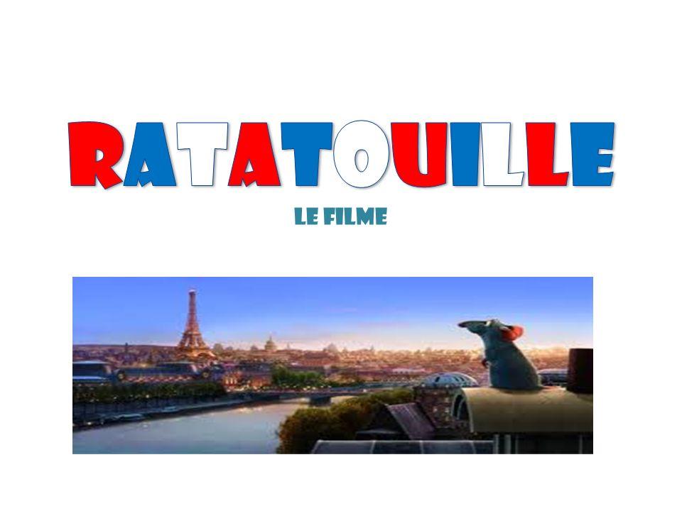 RATATOUILLE LE FILME