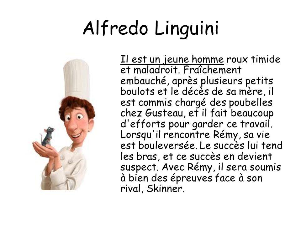 Alfredo Linguini