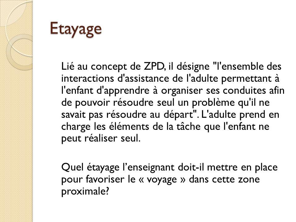 Etayage