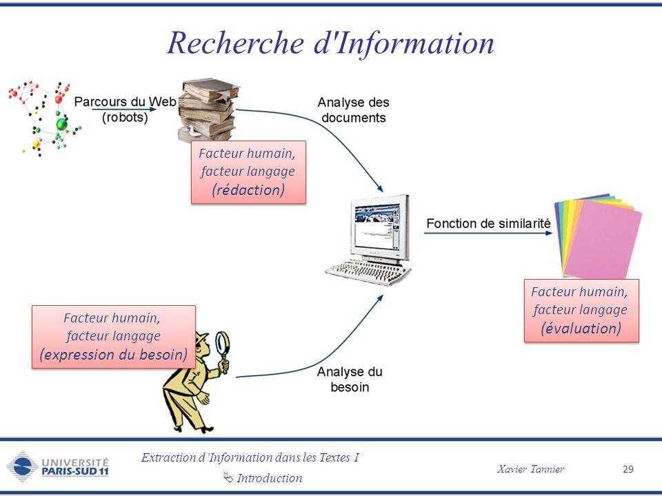 Recherche d Information