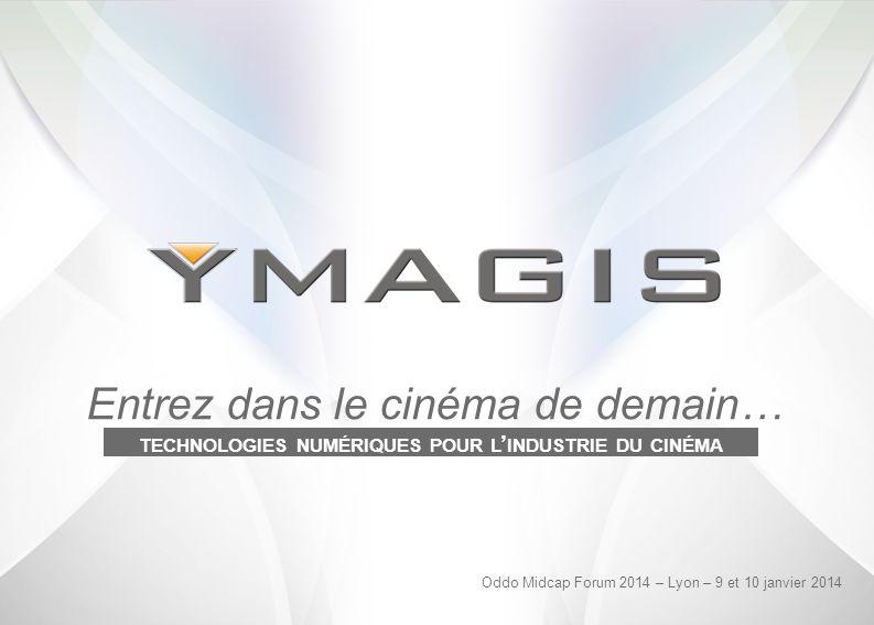 technologies numériques pour l'industrie du cinéma