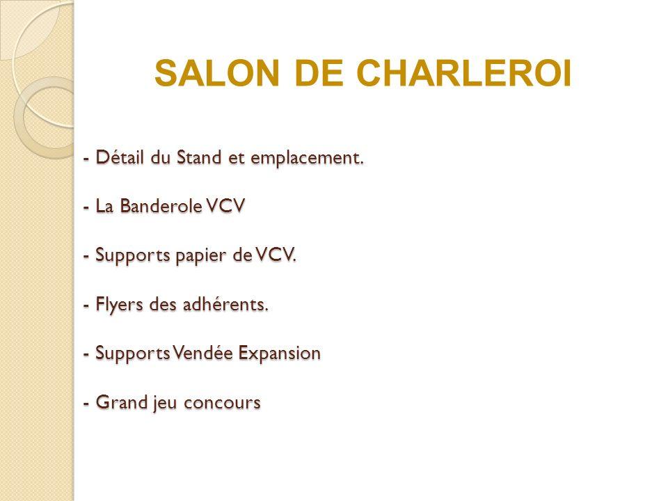 SALON DE CHARLEROI