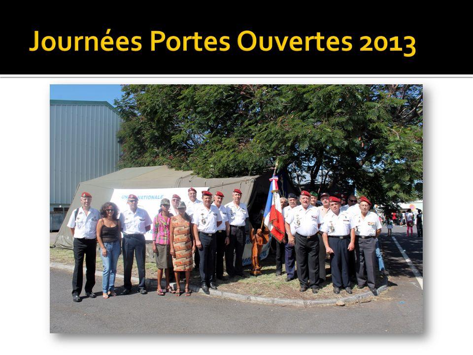 Journées Portes Ouvertes 2013