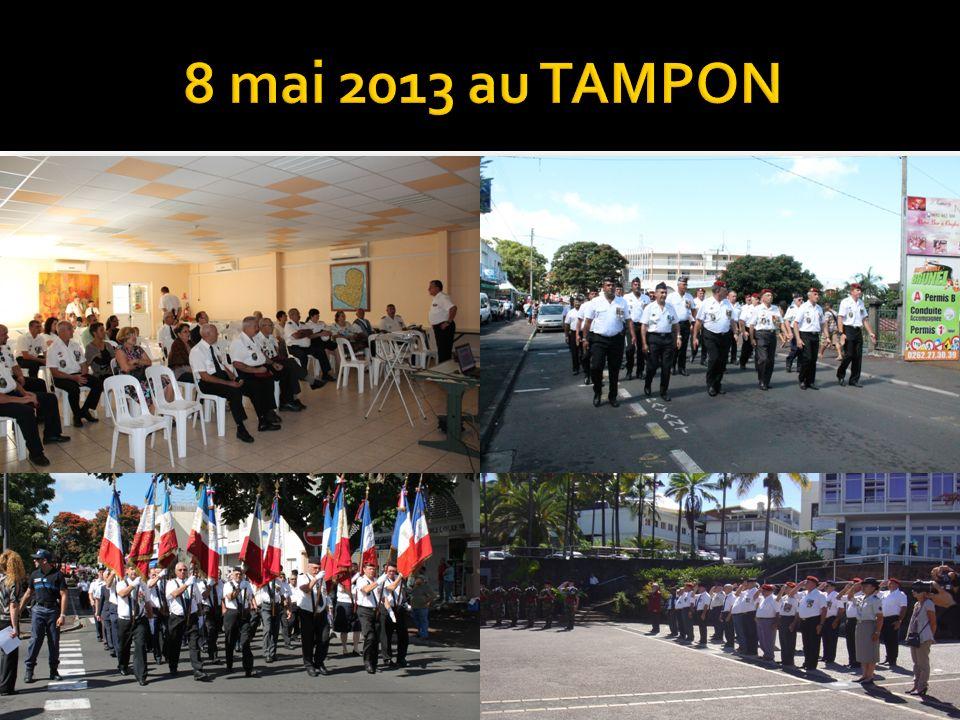 8 mai 2013 au TAMPON