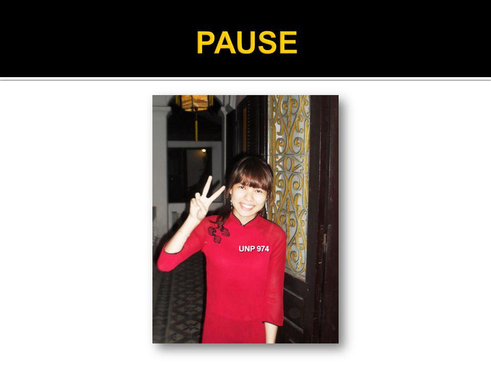 PAUSE UNP 974