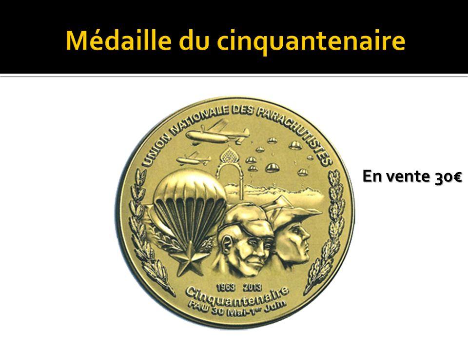 Médaille du cinquantenaire