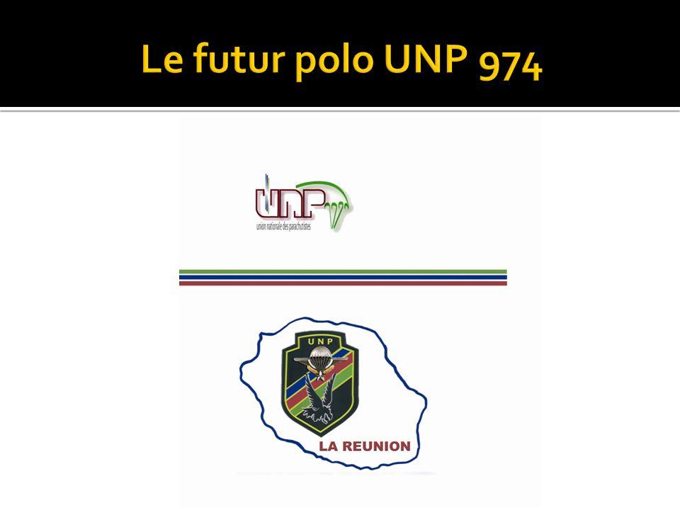 Le futur polo UNP 974