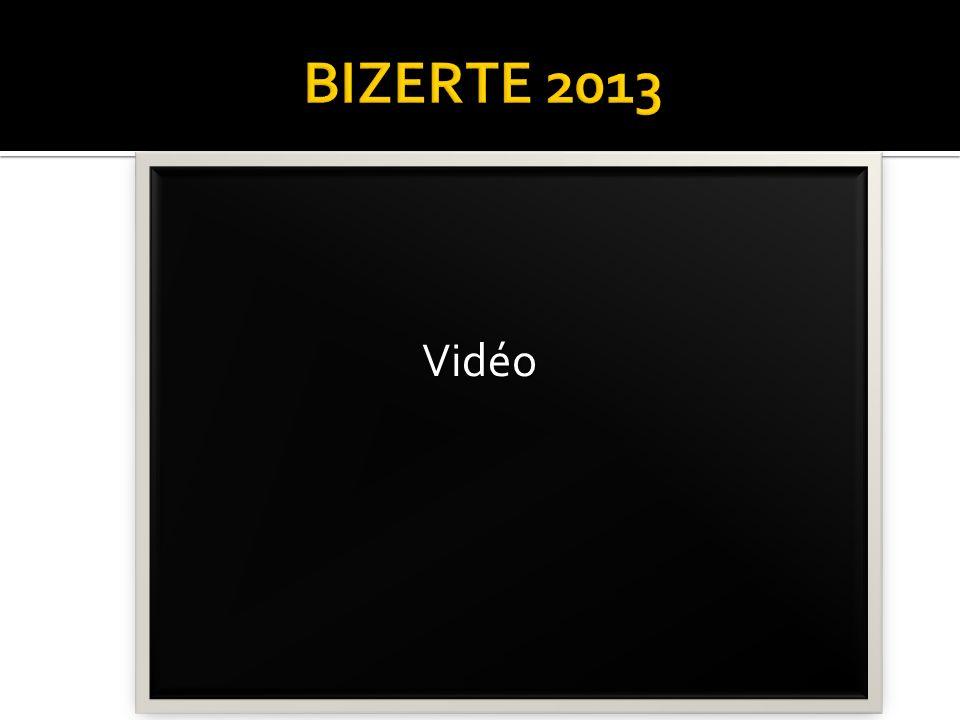 BIZERTE 2013 Vidéo
