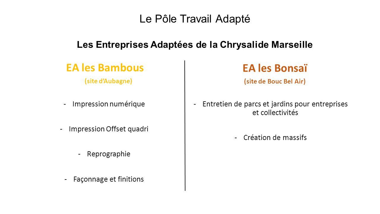 Les Entreprises Adaptées de la Chrysalide Marseille