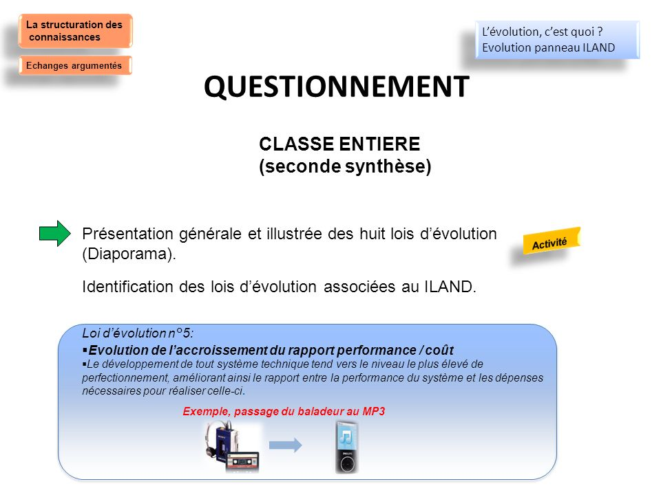 QUESTIONNEMENT CLASSE ENTIERE (seconde synthèse)