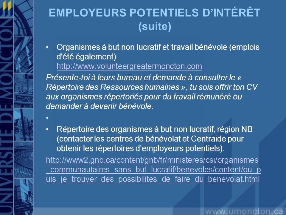 daniel grant  crha conseiller en emploi et liaison avec les employeurs