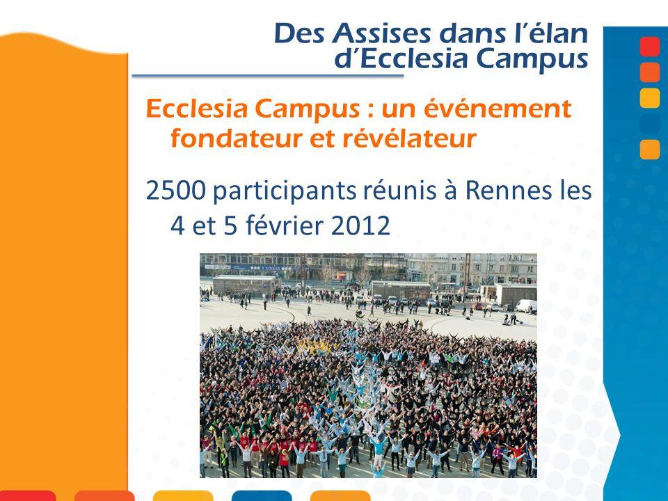 Ecclesia Campus : un événement fondateur et révélateur