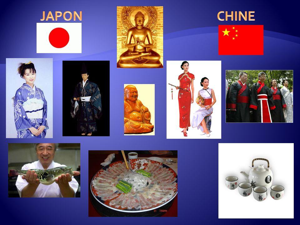 JAPON CHINE