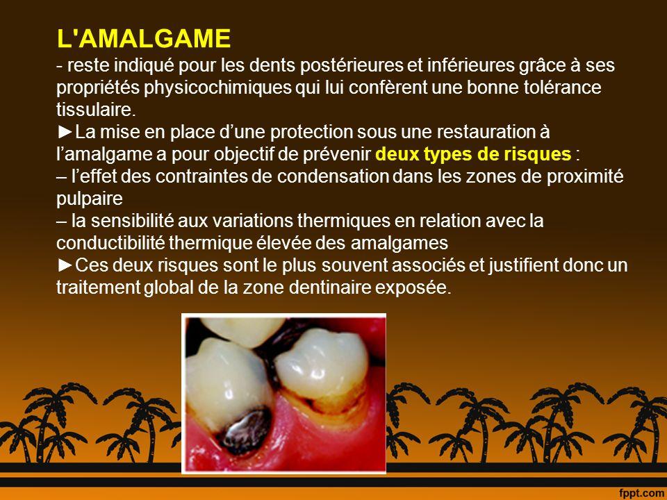 L AMALGAME