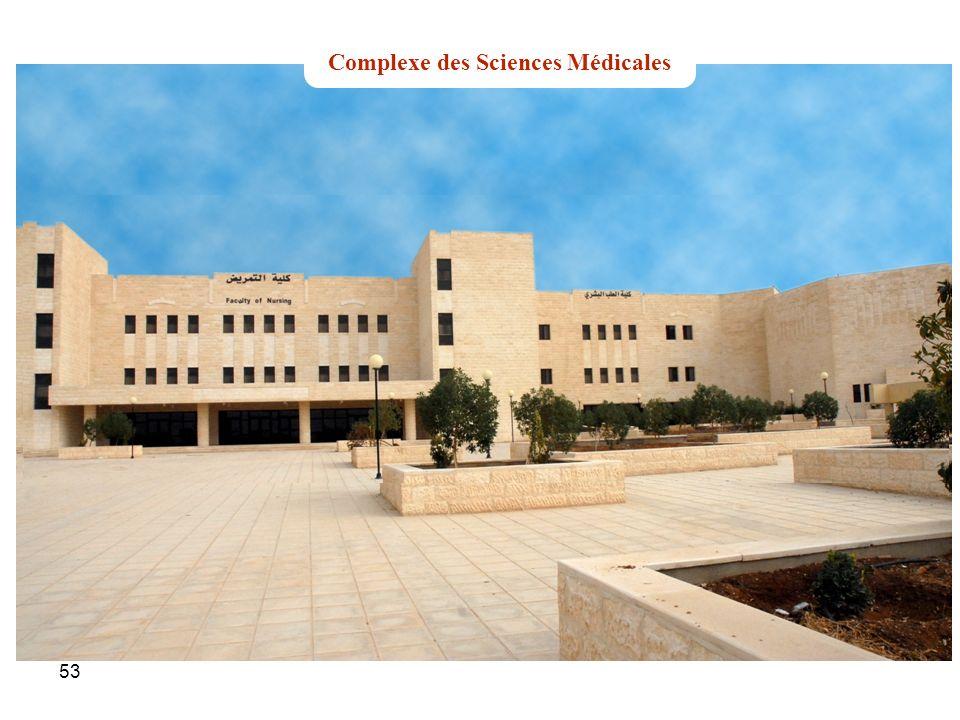 Complexe des Sciences Médicales