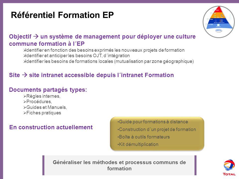 Référentiel Formation EP