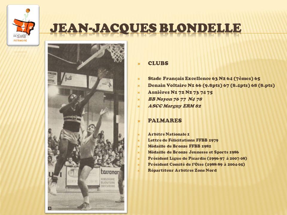 Jean-jacques blondelle