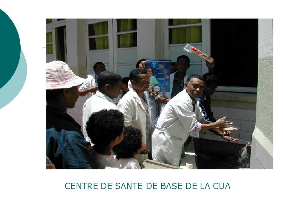 CENTRE DE SANTE DE BASE DE LA CUA