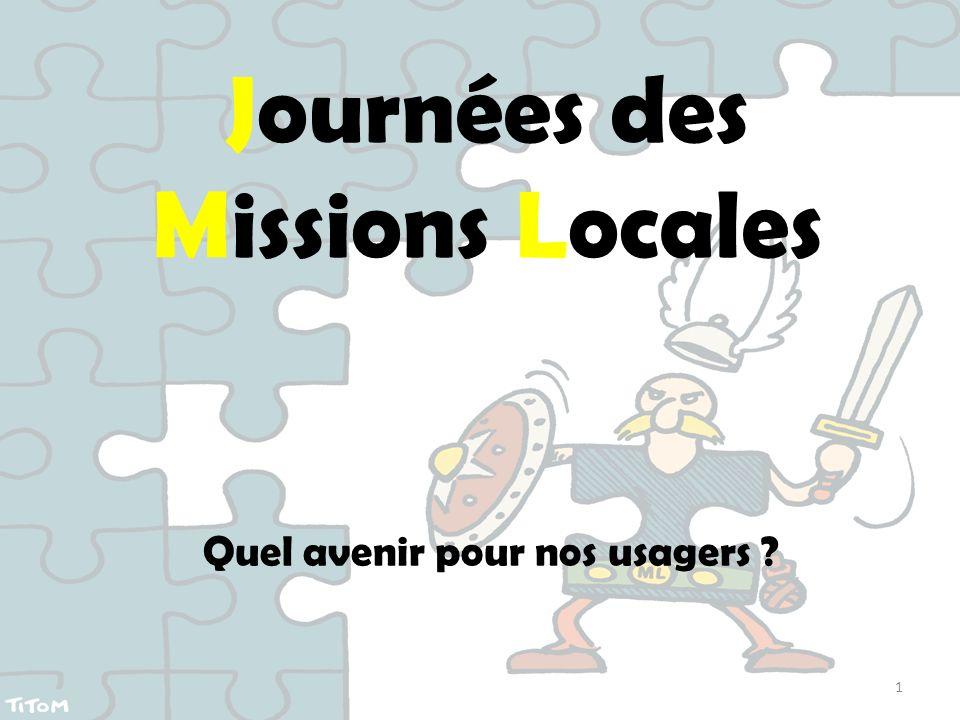 Journées des Missions Locales