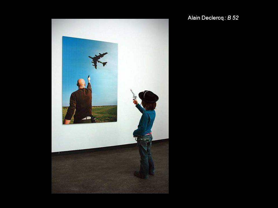 Alain Declercq : B 52